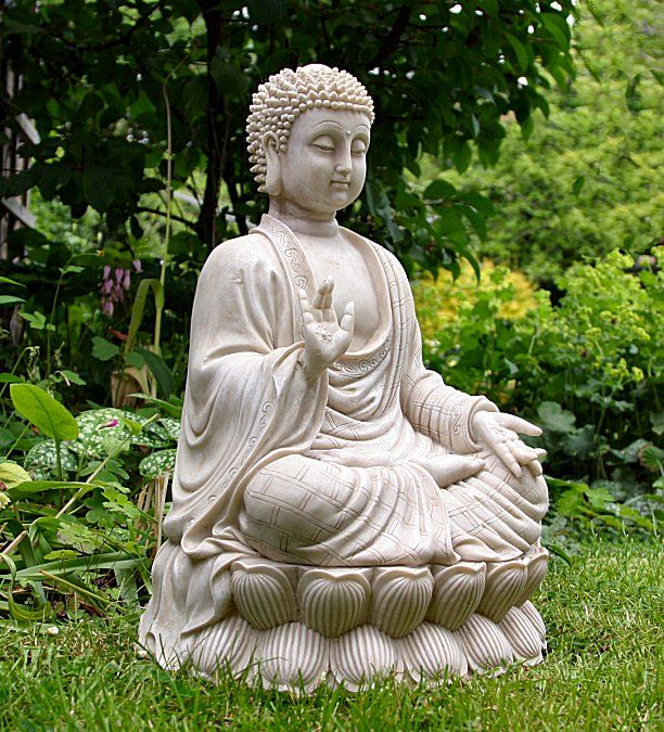 Selection Of High Quality, Unique Buddha Garden Statues And Ornaments