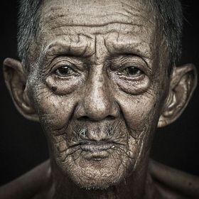 Old Man - China