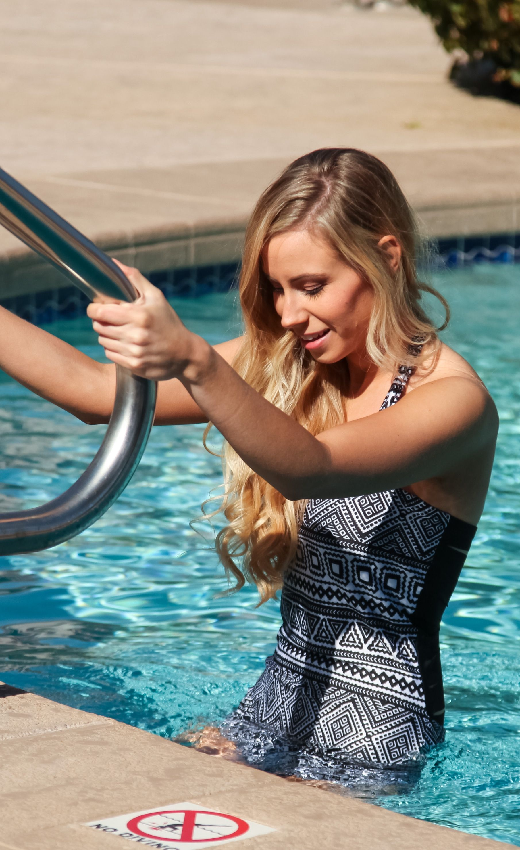 1bf9bd7f75e75 Swim proof swimwear. Modest one piece swimsuit for teens. Beautiful prints  and shapes to flatter all body types.