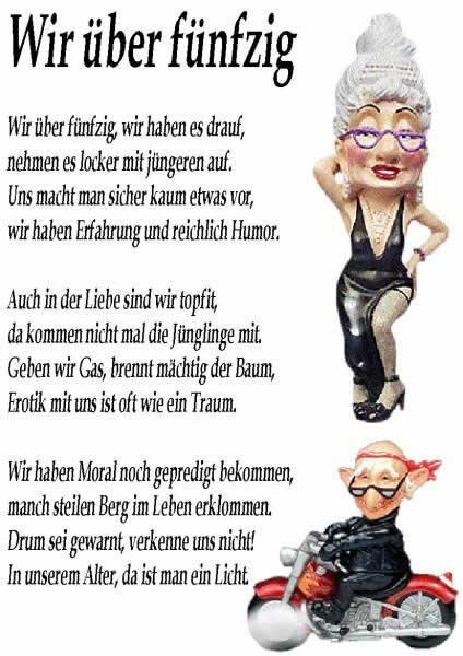 Lustige Gedichte Zum 50 Geburtstag Fur Frauen Beste