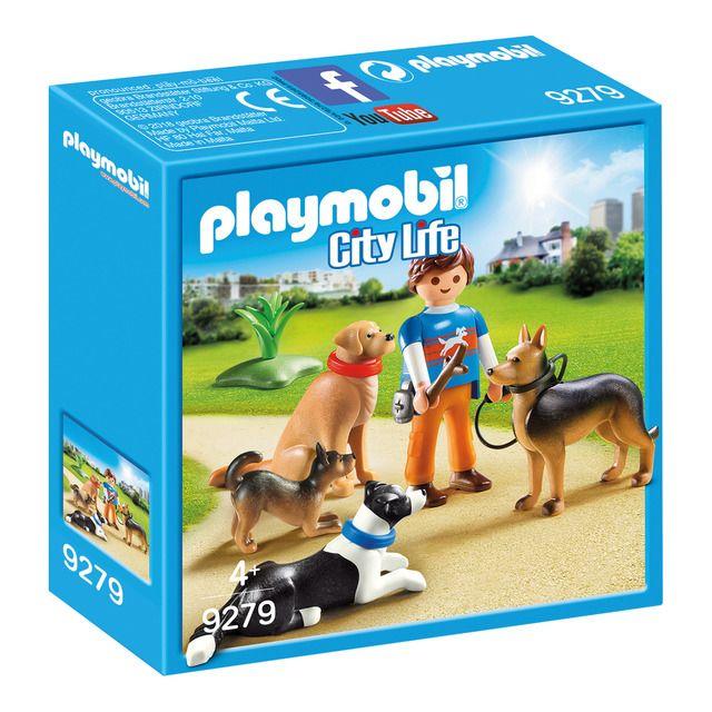 Playmobil Adiestrador De Perros Playmobil En 2020