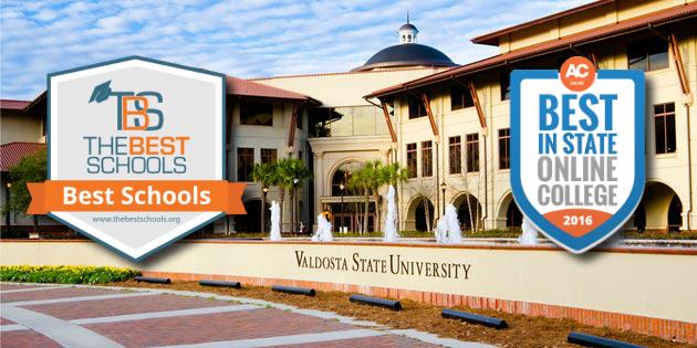 Valdosta Valdosta State University Is One Of The Best Online