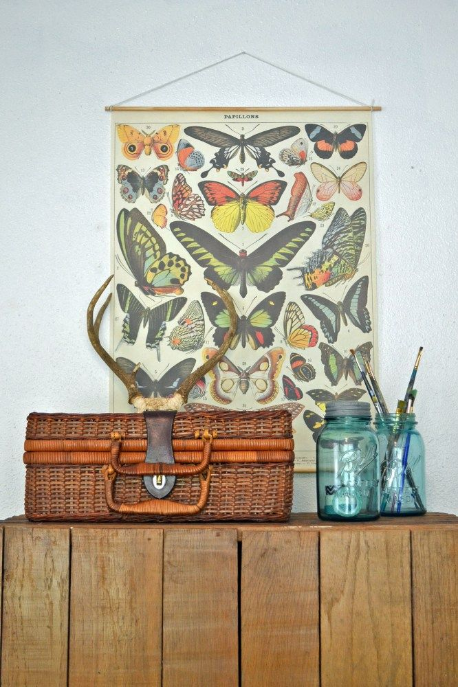 Create Vintage Posters From Reused Paper Here S The Super Simple How To