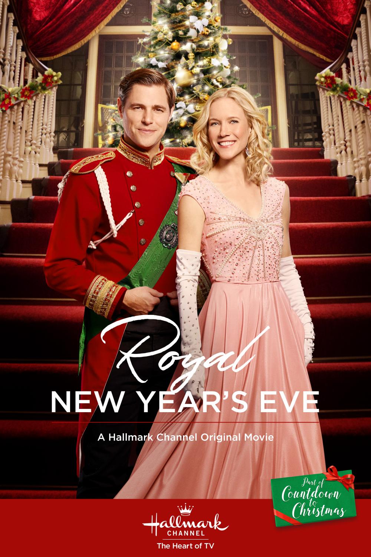 """Royal New Year's Eve"" (2017) Hallmark movies, New year"