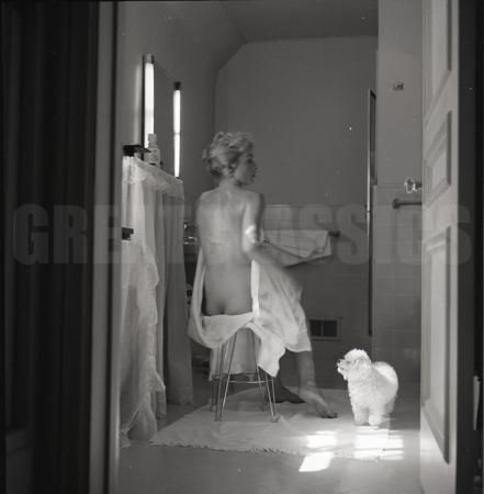 In in janet leigh naked psycho shower