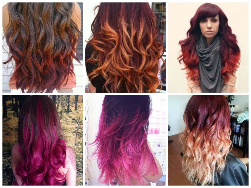 Different Types Of Hair Dying Styles Find Your Perfect Hair Style