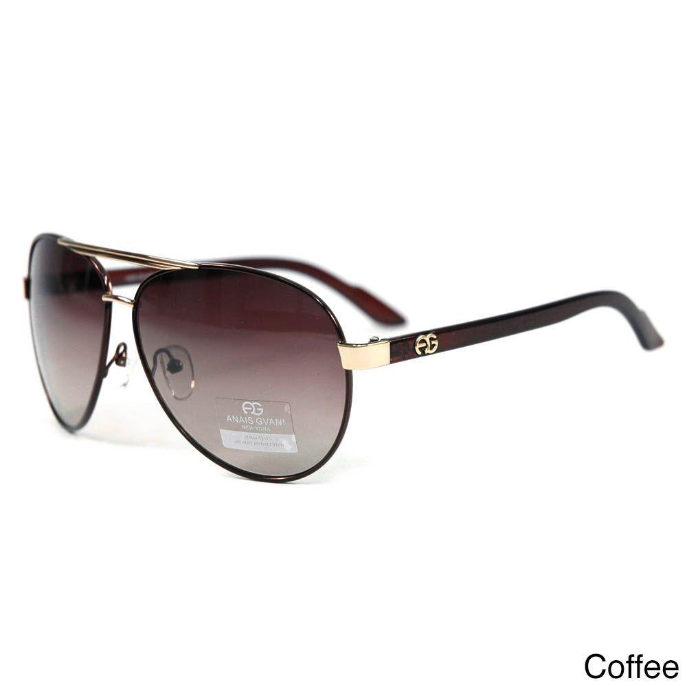 c2f8bee95a Dasein by Anais Gvani Women s Classic Aviator Fashion Sunglasses ...