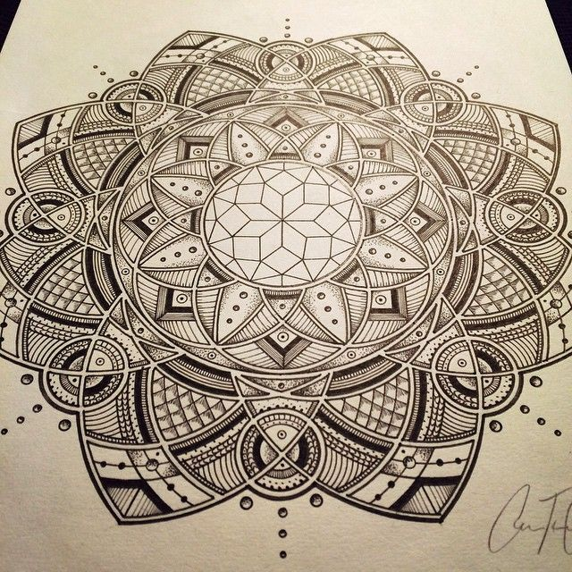 #art #sacredgeometry #floweroflife #mandala #geometric #psychedelic #art #geometry #drawing ...