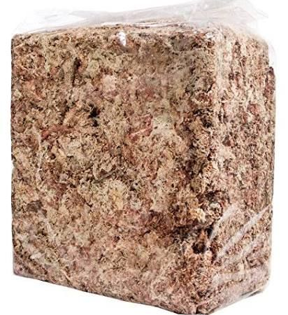 Sphagnum Peat Moss 44 Lb Block Of Pure Peat Not The Coco Stuff At