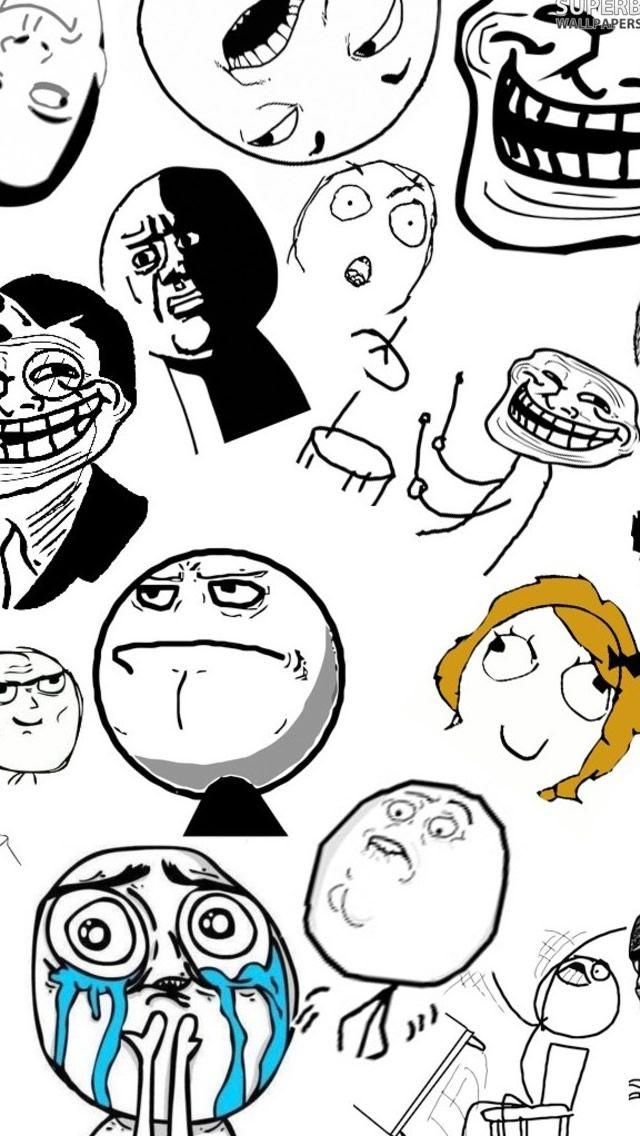 Meme Compilation iPhone 5 Wallpaper Download find more