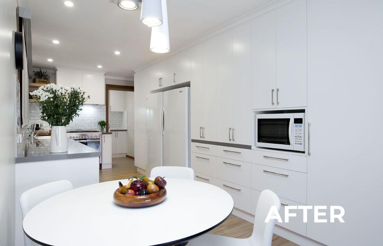 Galley Kitchen Design by Summit Kitchens | Kitchen Design ...