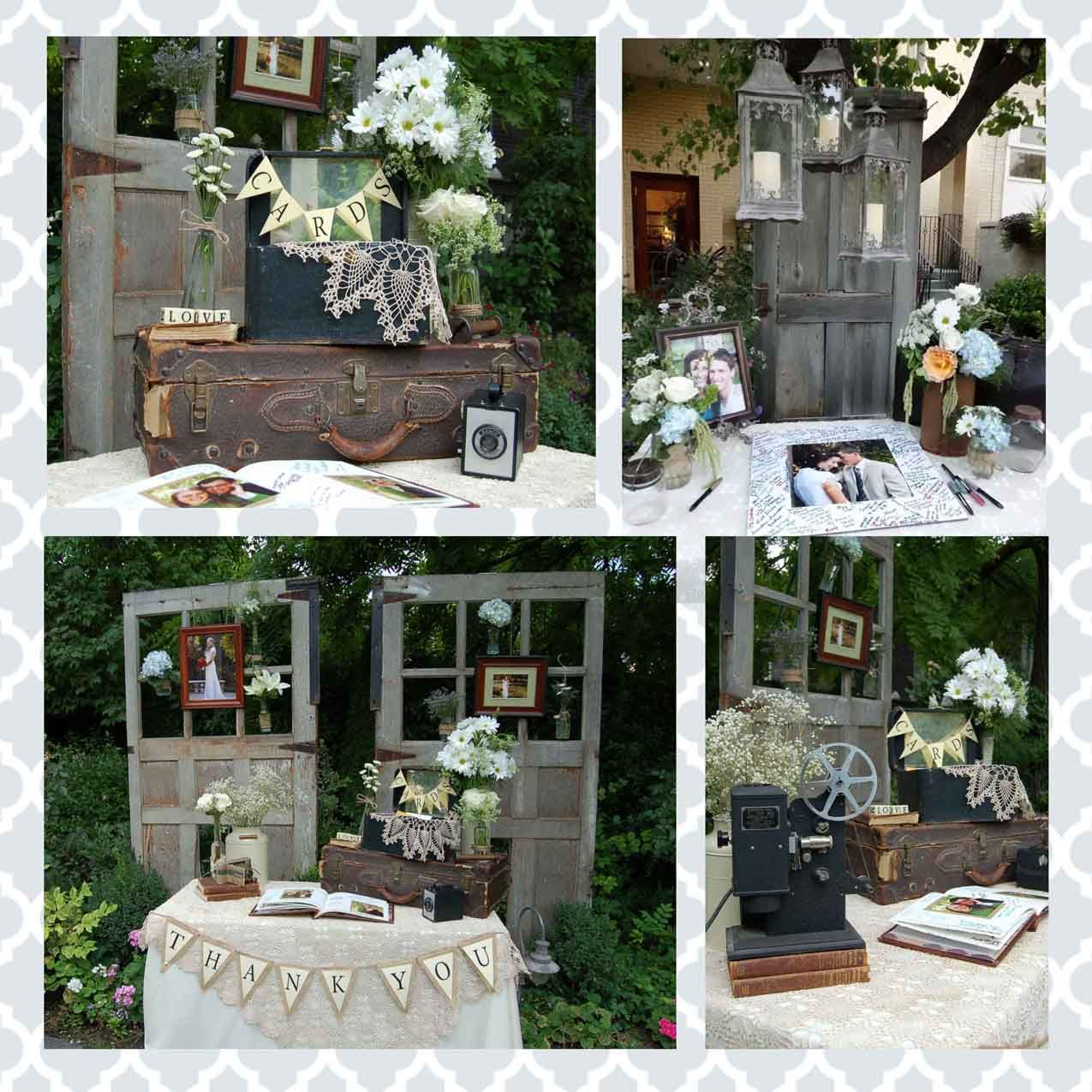 Rustic Door Wedding Ideas: Image Detail For -These Old Barn Doors Make A Fun Backdrop