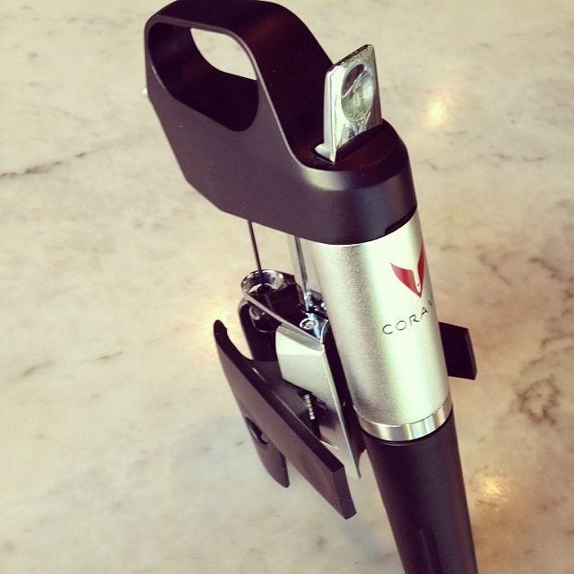 Quot Our New Toy Coravin Quot Via Ericfromparis On Instagram