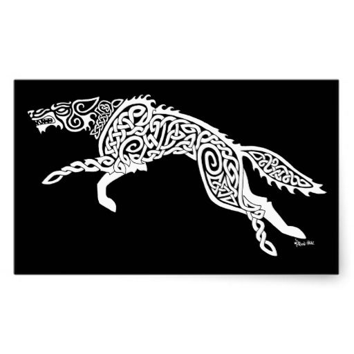 gallery for norse wolf knot project ideas pinterest wolf tattoo and tatoo. Black Bedroom Furniture Sets. Home Design Ideas