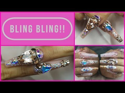 BLING BLING NAILS - How to Apply Stone Clusters To A Full Nail - YouTube #howtoapplybling BLING BLING NAILS - How to Apply Stone Clusters To A Full Nail - YouTube #howtoapplybling BLING BLING NAILS - How to Apply Stone Clusters To A Full Nail - YouTube #howtoapplybling BLING BLING NAILS - How to Apply Stone Clusters To A Full Nail - YouTube #howtoapplybling BLING BLING NAILS - How to Apply Stone Clusters To A Full Nail - YouTube #howtoapplybling BLING BLING NAILS - How to Apply Stone Clusters To #howtoapplybling