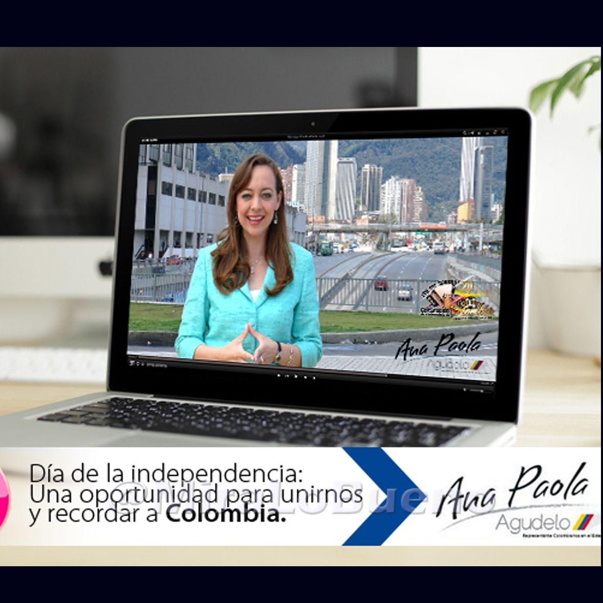 COLOMBIANOS ¡ESTE 20 DE JULIO CELEBREMOS JUNTOS LA INDEPENDENCIA!