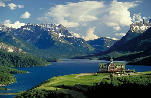 Summer Vacation Ideas 2017 Hotel Weddingprince Edwardglacier National Parksbanff Park Lodgingwaterton Lakes