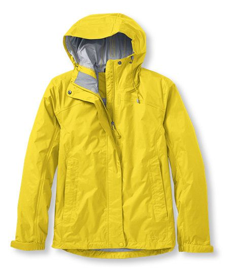 966d58894fc Trail Model Rain Jacket from LL Bean. folds into a pocket and is ...