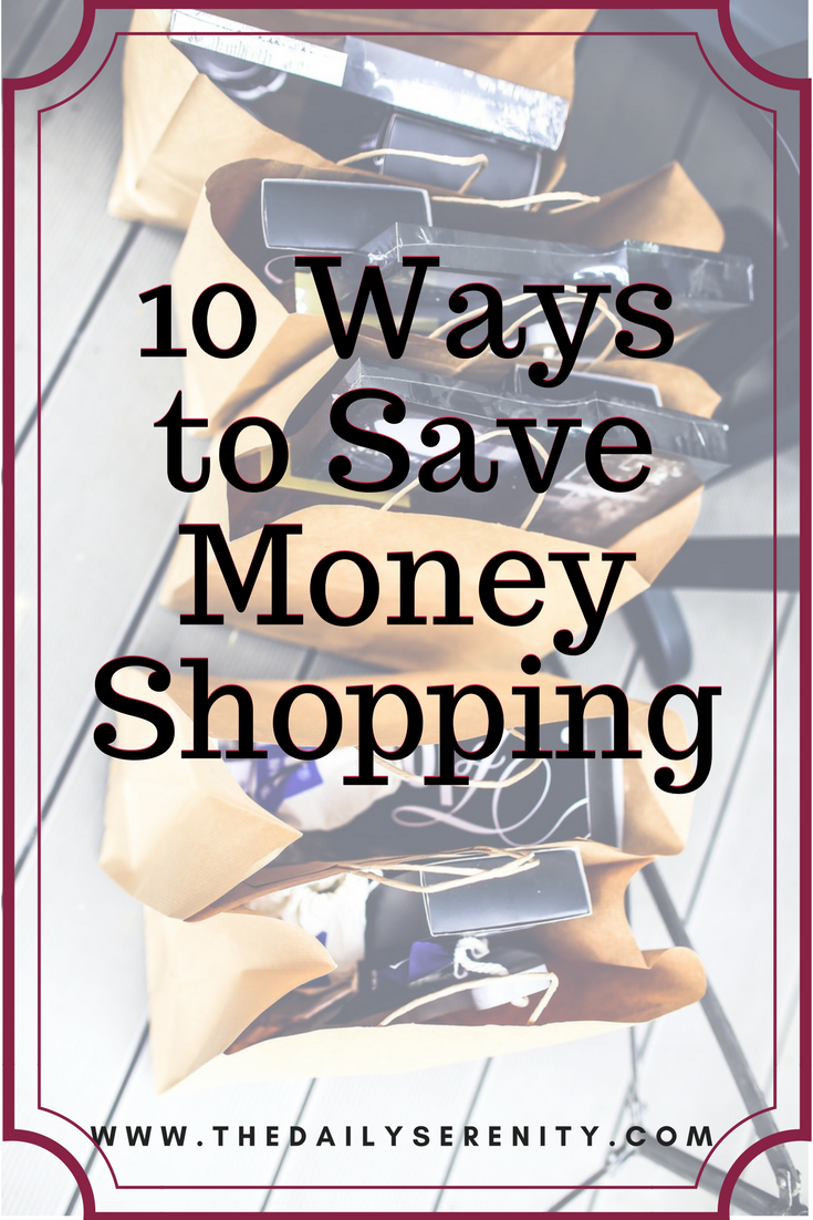 10 ways to save money while shopping online and in person my best tips to
