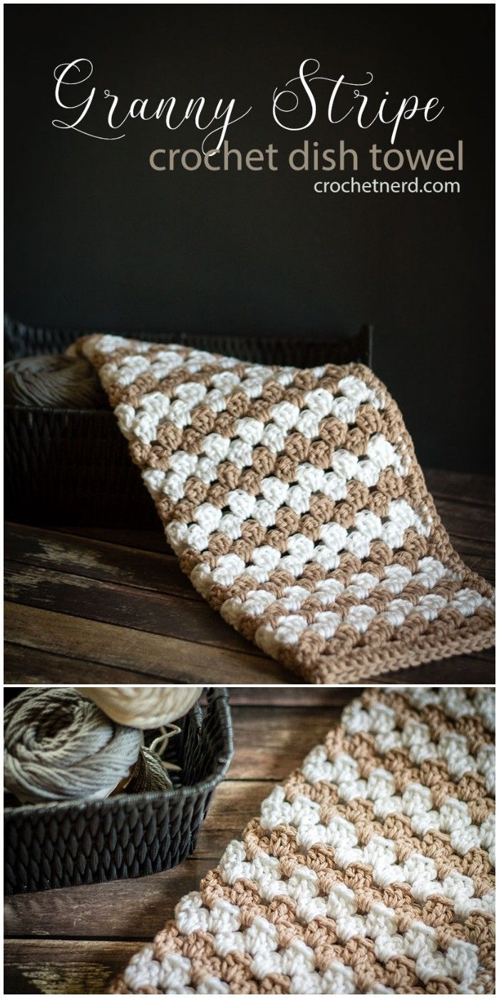Crochet Dish Towel Patterns  Spice Up Your Home Warm up your home with these that will really cutomize your kitchen too
