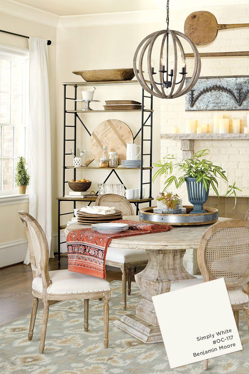 Home Office With Ballard Designs Furnishings Benjamin: Ballard Designs Paint Colors, Fall 2015