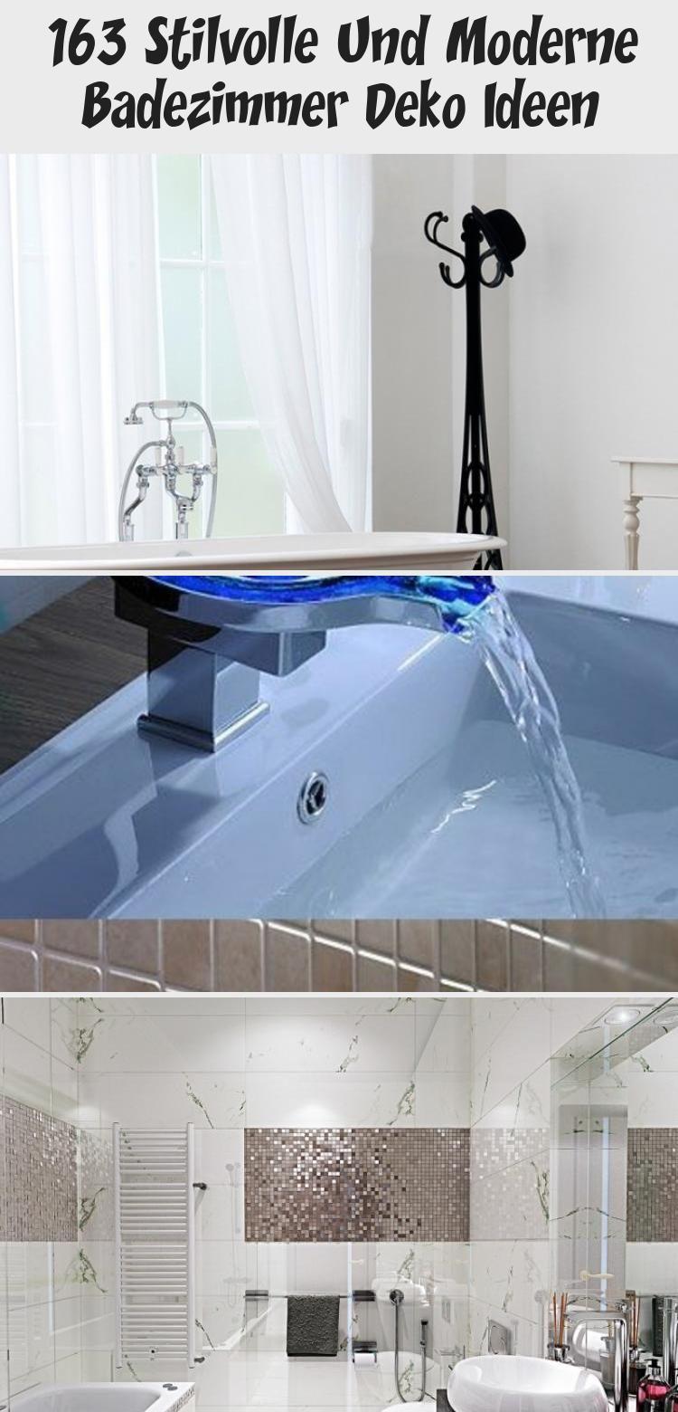 163 Stilvolle Und Moderne Badezimmer Deko Ideen Bathroom Bathtub