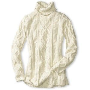 Buy Fisher Eddie Bauer Fisherman Cable Turtleneck Sweater Winter ...