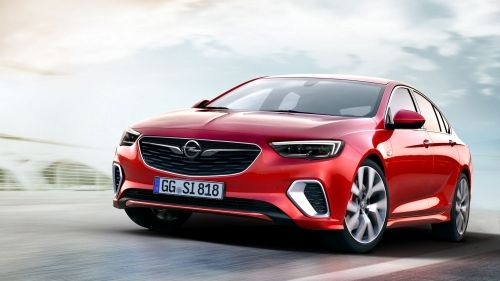 Opel Insignia Gsi Replaces The Former Opc With A Leaner Faster Model Opel Vauxhall Insignia Berline