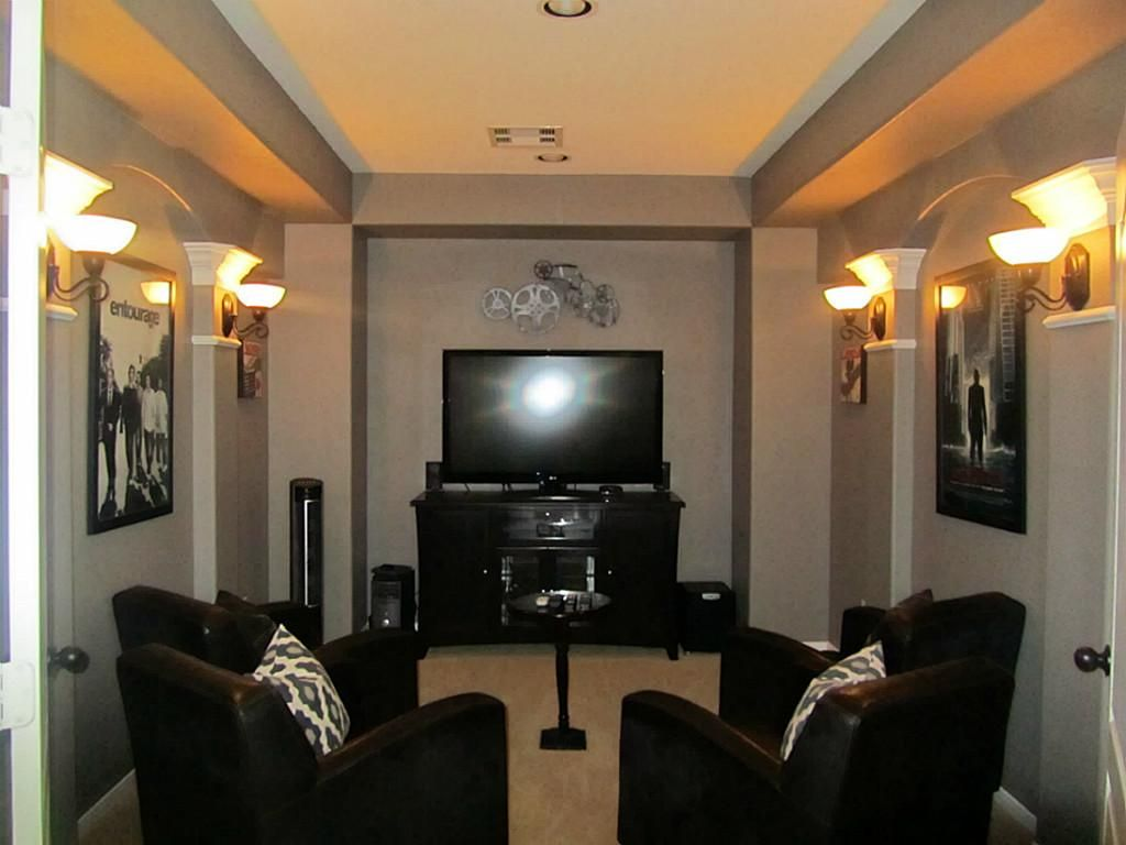 Home Theater Design Houston Property Fair The Preston Home Theater #mediaroom  The Prestonwestin Homes . Design Inspiration