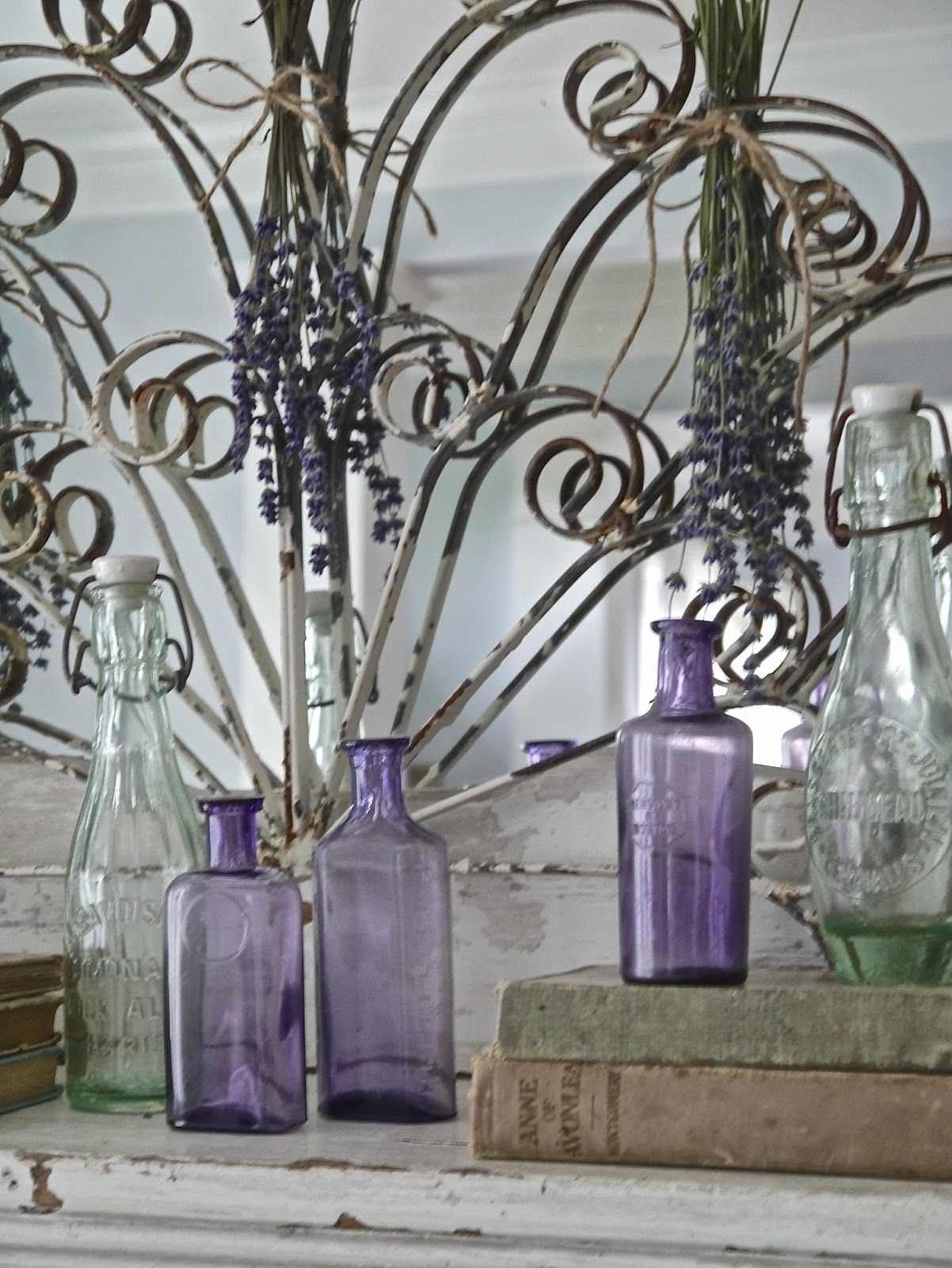 Chateau Chic - Using Dried Lavender