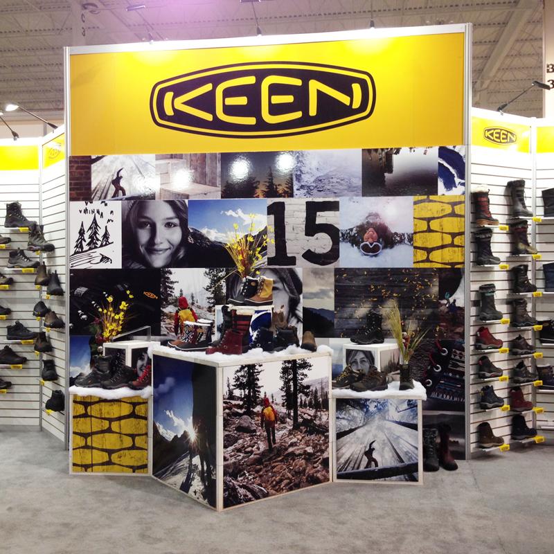 A winter regional tradeshow highlight!