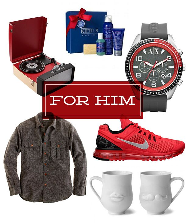 14 creative valentine s day gifts for him creative for Valentine day gifts for him ideas