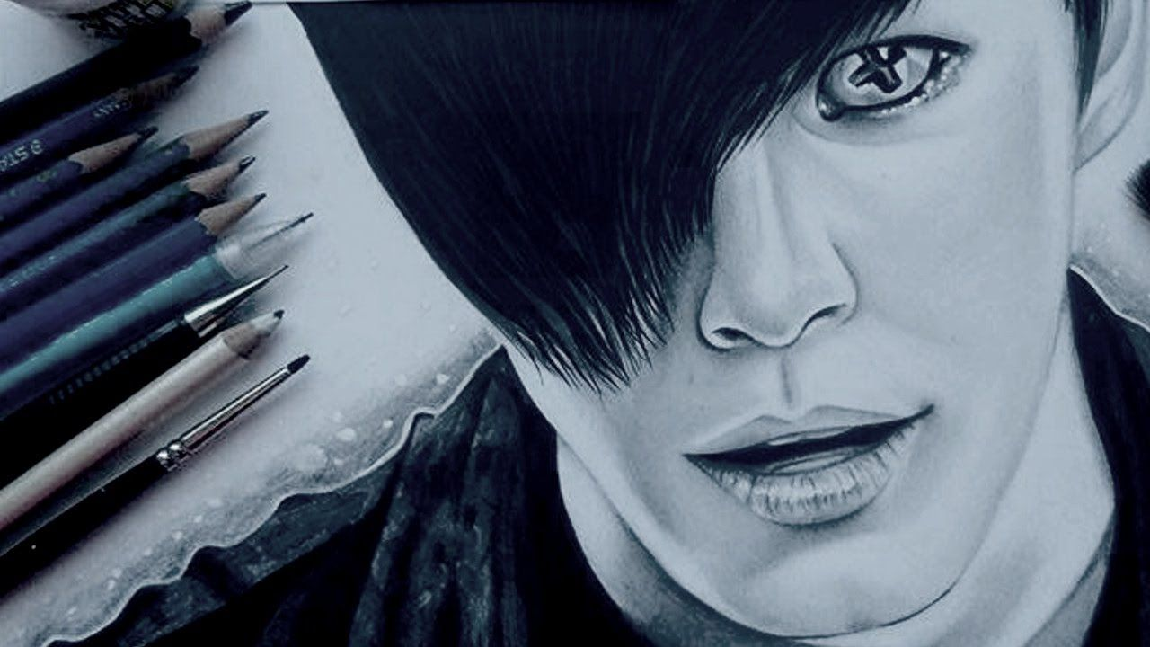 VOODOO DOLL- Drawing Hongbin from VIXX- Cloctor Creations ...