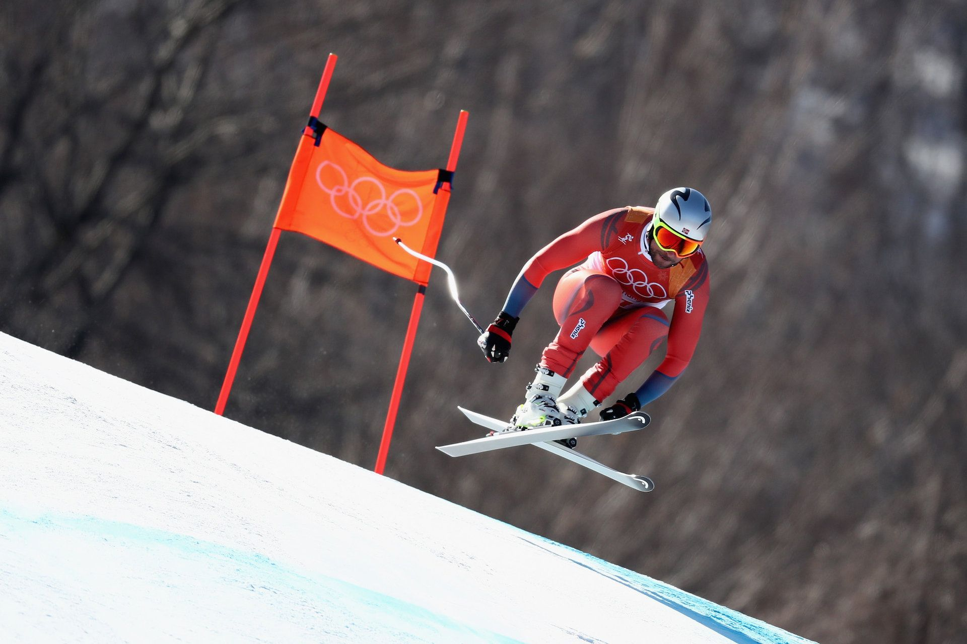 A 35yearold Norwegian just became the oldest Olympic ski