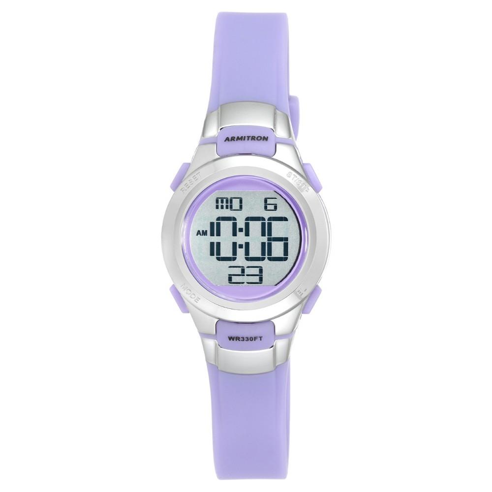 Women's Armitron Digital Watch Lavender, Women's, Size