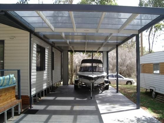 Carport Design Ideas by Pergolas Plus Outdoor Living | Carports ...
