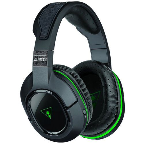 Turtle Beach Ear Force Stealth 420x Premium Wireless Gaming Headset Xbox One Gaming Headset Wireless Gaming Headset Turtle Beach