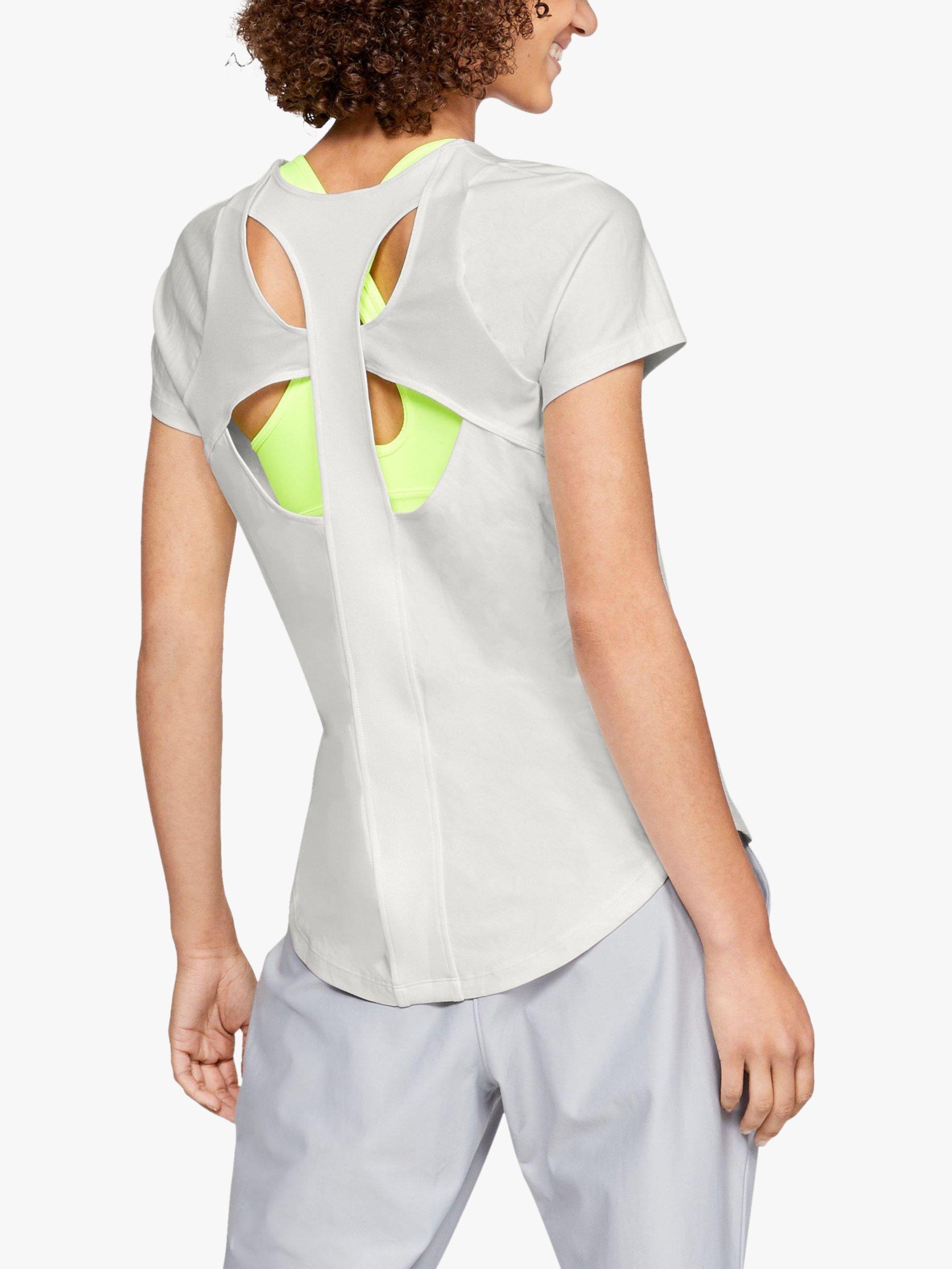 Under Armour Womenss Vanish Short Sleeve Shirt
