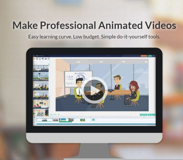 make professional animated videos for business or personal needs