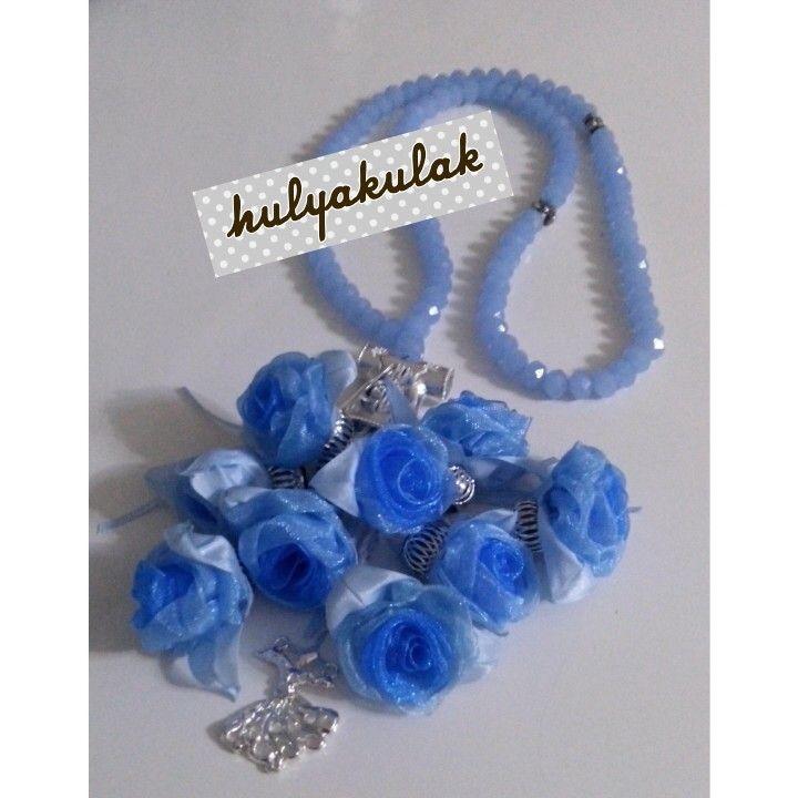 Mavi cicekler