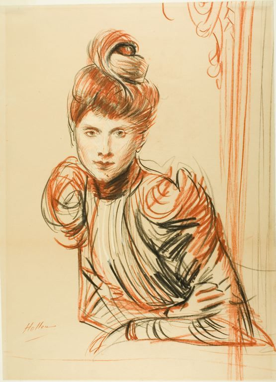 POUL WEBB ART BLOG: Paul César Helleu - part 1