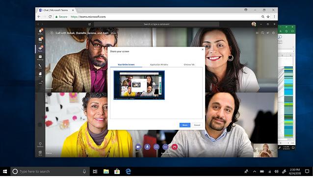 أحد الأشياء الرائعة في خدمة Zoom هي القدرة على تغيير الخلفيات يمكنك استخدام أي صورة تريدها لإخفاء مكان تواجدك في منزلك Latest Gadgets Meet The Team Microsoft