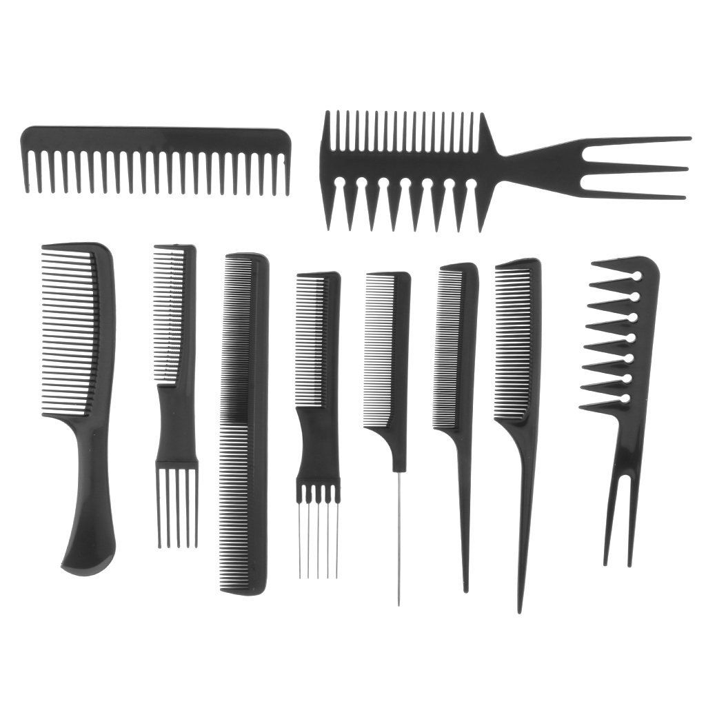 Large Selection Of Hair Styling Barber Combs Pintail Combs And More At Body Toolz Hair Shears Barber Combs