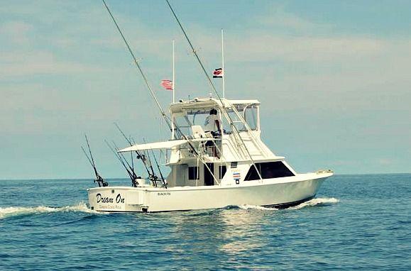 For Sale Costa Rica Sportfishing Business 125 000 32 Boat
