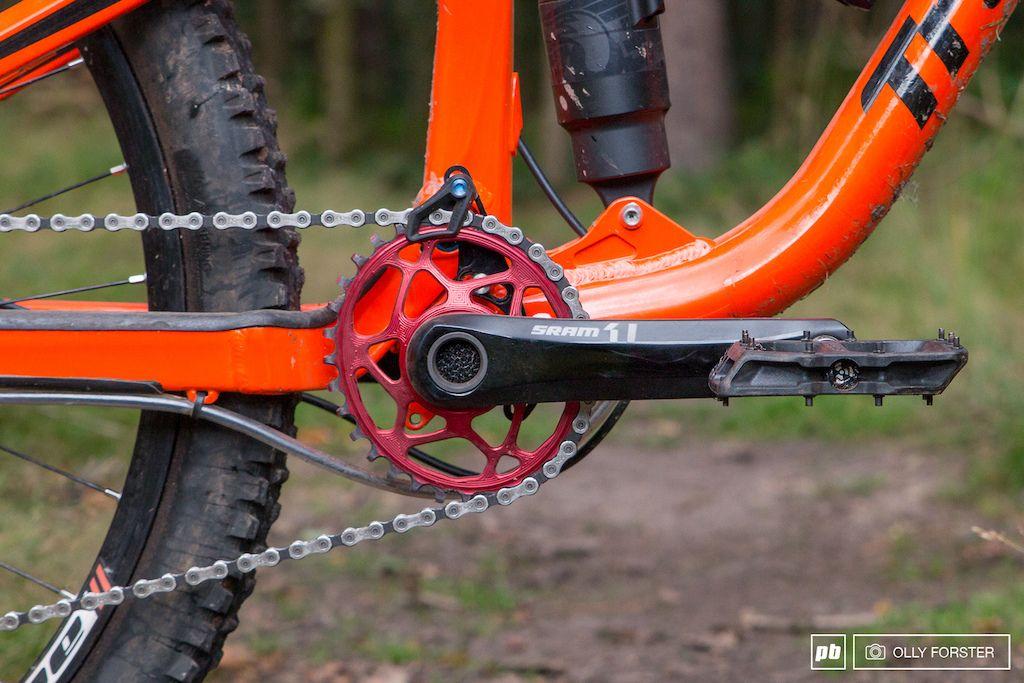 Absolute Black Oval Guide Review Bike Reviews Mountain Biking