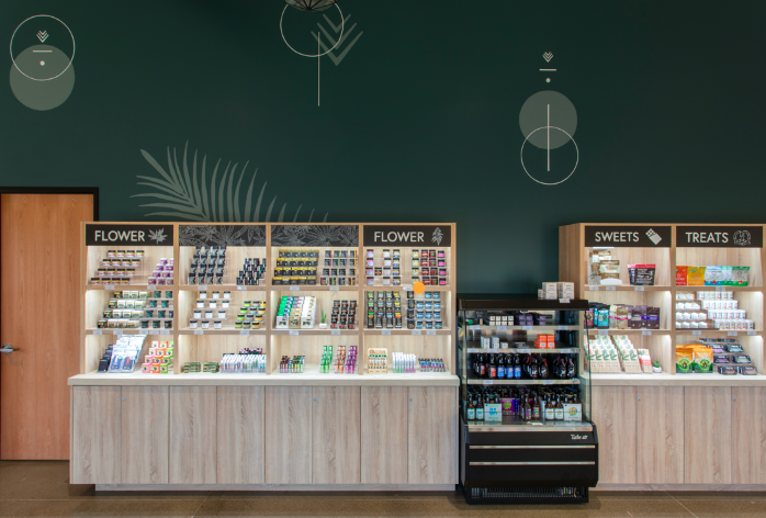 Cannabis Retail Displays for Maximum Profit | Sungrown Studio