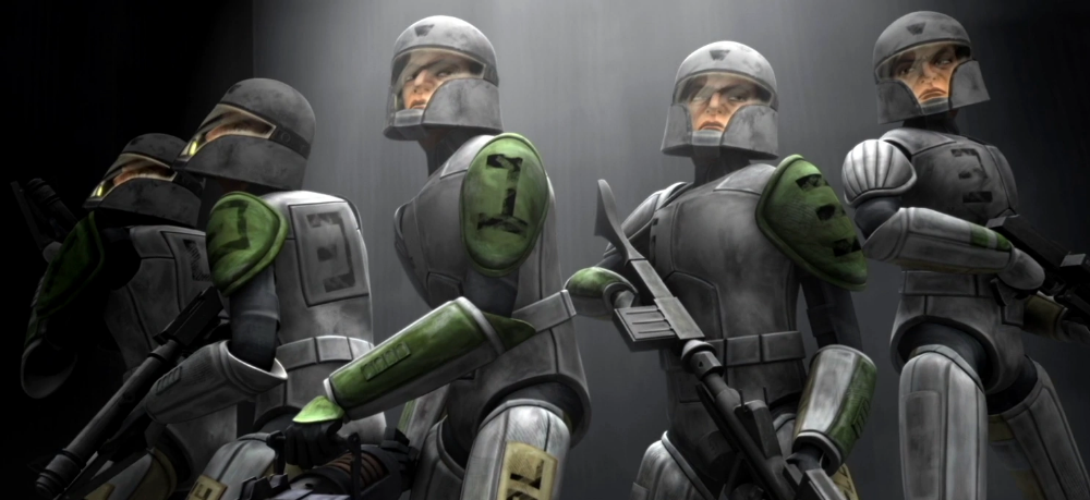 Pin Von Fernando Gianfrancisco Auf Star Wars Canon Klonkrieger Kriegerin Armee