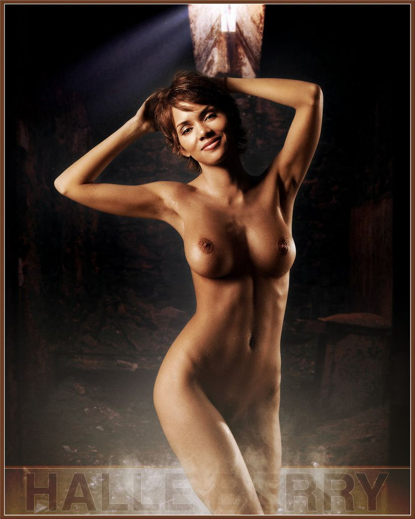 Nude women contest