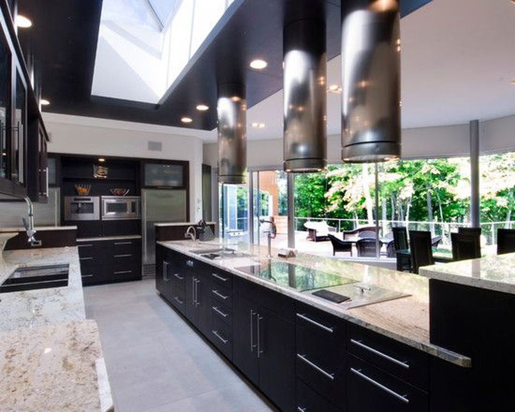 inspiring modern luxury kitchen design ideas kitchen design