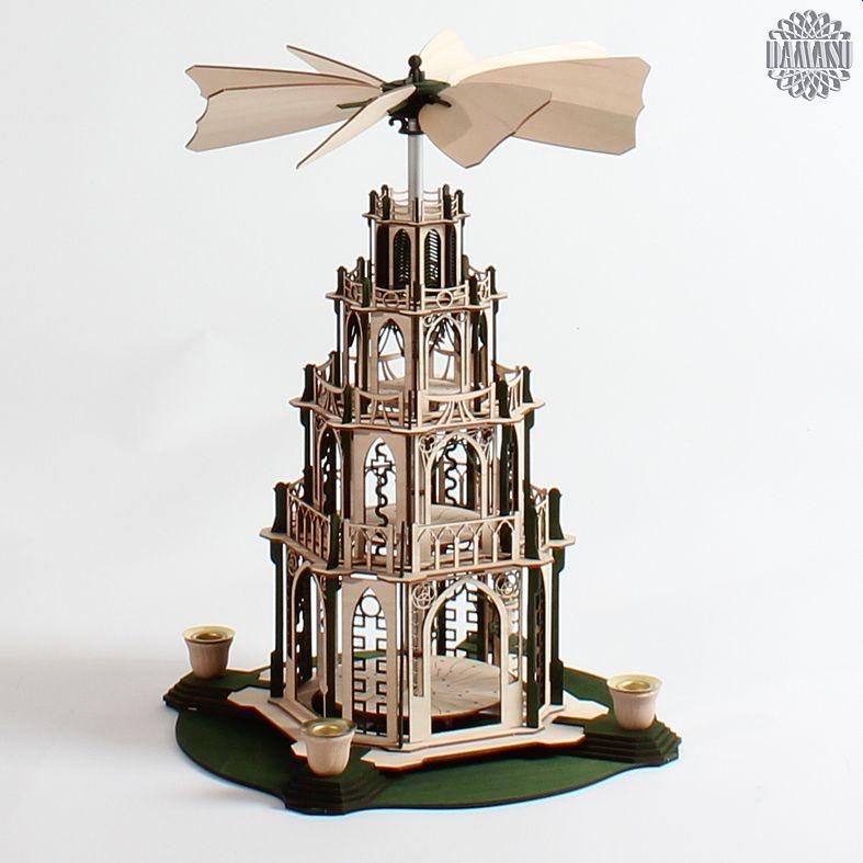 pin von matthias suchfort auf holzbausatz gotische pyramide pinterest. Black Bedroom Furniture Sets. Home Design Ideas